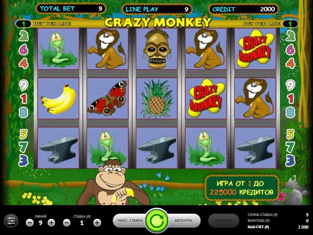 Игровые Автоматы Играть Бесплатно Крейзи Манки 2