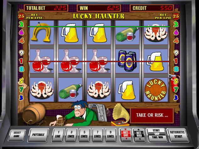 Игровые автоматы колобок